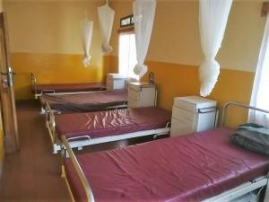 Salle maternité réhabilitée